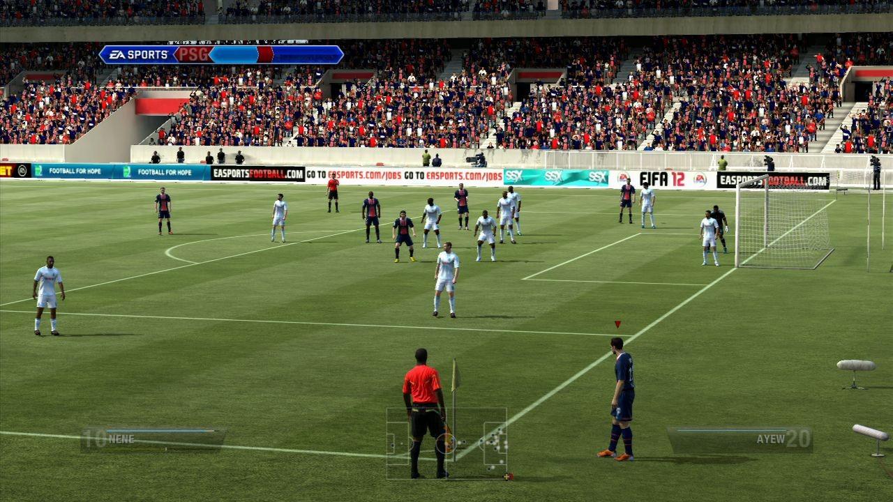 comment arreter un penalty fifa 12