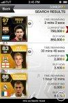 FIFA 13 - Appli FUT 3