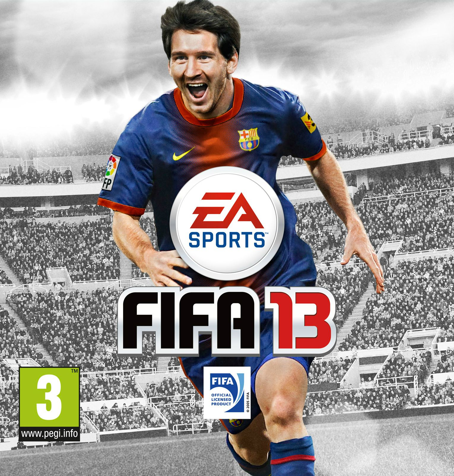 the fifa 13 pack cover is taking shape la jaquette de fifa 13 prend
