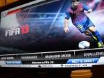 FIFA 13 IOS - Menu