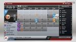 FIFA 13 Mode carrière - Calendrier