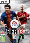 FIFA 13 - Jaquette Hongrie