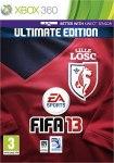 FIFA 13 - Jaquette LOSC