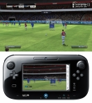 FIFA 13 Wii U  - Coup Franc (2)