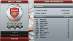 FIFA 13 - Arsenal Mode carrière