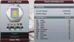 FIFA 13 - Aston Villa Mode carrière