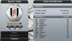 FIFA 13 - Fulham Mode carrière