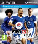 FIFA 13 - Jaquette Everton