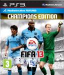 FIFA 13 - Jaquette Manchester City