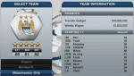 FIFA 13 - Mancheter City Mode carrière