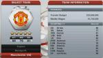 FIFA 13 - Mancheter United Mode carrière