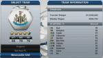 FIFA 13 - Newcastle Mode carrière