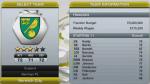 FIFA 13 - Norwich Mode carrière