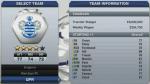 FIFA 13 - QPR Mode carrière