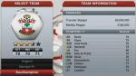 FIFA 13 - Southampton Mode carrière