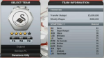 FIFA 13 - Swansea Mode carrière