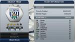 FIFA 13 - West Bromwich Mode carrière