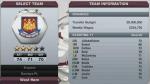 FIFA 13 - West Ham Mode carrière