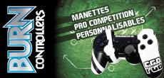 Manette Compétition PS3 et Xbox 360