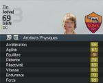 Jeune talent mode carrière FIFA 14 - Jedvaj