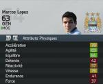 Jeune talent mode carrière FIFA 14 - Lopes