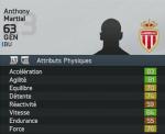 Jeune talent mode carrière FIFA 14 - Martial