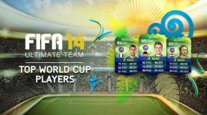 FUT 14 Coupe du Monde - Statistiques joueurs Top 40